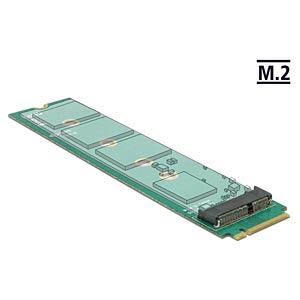 DELOCK 65831 - Konverter M.2 Key M > M.2 Key E Slot