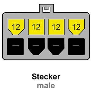 Molex 4pin ATX > EPS 8pin DELOCK 82405
