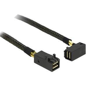 m.SAS HD SFF8643>m.SAS HD SFF8643 gew. 0,5 m DELOCK 83621