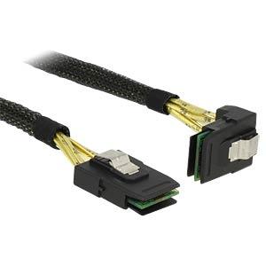 m.SAS  SFF8087>m.SAS SFF8087 gew. 0,5 m DELOCK 83622