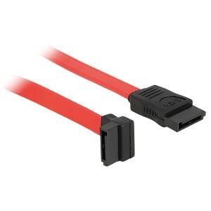 Cable SATA 22cm red ob/ge DELOCK 84354
