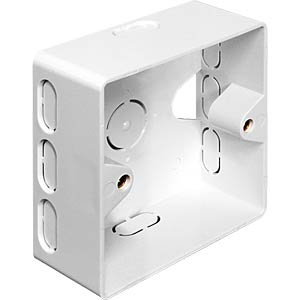 Delock keystone surface-mounted enclosure DELOCK 86128