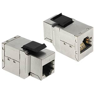 Keystone module RJ45 socket > socket cat.6 DELOCK 86141