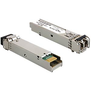 Mini GBIC (SFP) LC, 1Gigabit/s, 1000 Base-SX DELOCK 86186