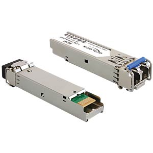 Mini GBIC (SFP) LC, 1Gigabit/s, 1000 Base-LX DELOCK 86187