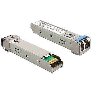 Mini GBIC (SFP), LC, 1 Gigabit/s, 1000 Base-LX DELOCK 86189