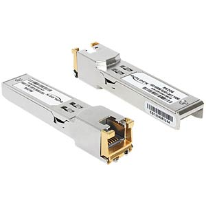 Mini GBIC (SFP), 1 Gigabit/s, zu 1x Gigabit RJ45 DELOCK 86206