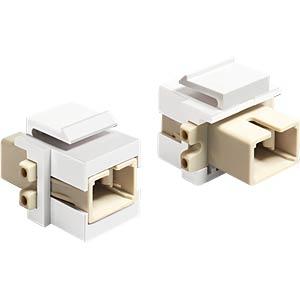 Keystone Modul SC Simplex Buchse > Buchse DELOCK 86331