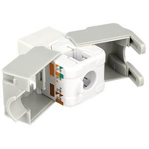Keystone module RJ45 socket > LSA Cat.6 UTP DELOCK 86341
