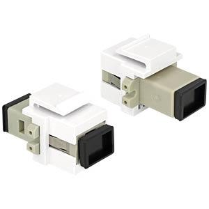 Keystone module MTRJ socket > MTRJ socket DELOCK 86346