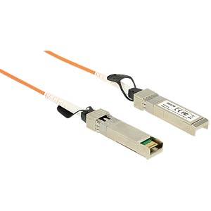 Delock Cable AOC SFP+ male > male 10 m DELOCK 86438