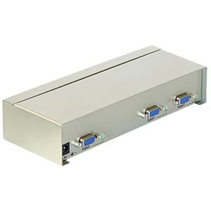2-port VGA audio and video splitter, 450 MHz DELOCK 87654