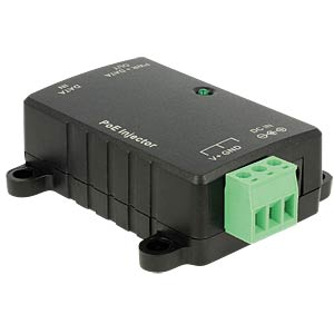 Delock Gigabit network PoE+ injector 802.3at DELOCK 87656