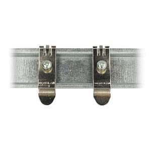 Patch Panel Mounting for DIN rail DELOCK 87677
