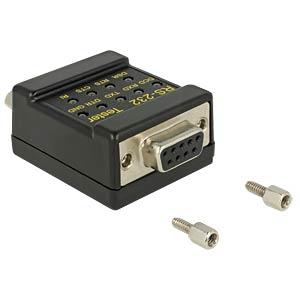 RS-232 Tester DB9 Buchse > DB9 Stecker DELOCK 87713