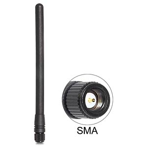 WLAN Antenne, SMA Stecker DELOCK 88689