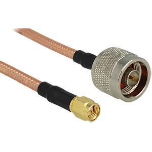 WLAN Kabel, N Stecker, SMA Stecker DELOCK 88896