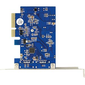 PCI Express card > 2 x external Multiport USB 3.0 + eSATAp DELOCK 89366