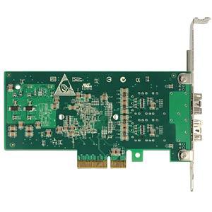 Netzwerkkarte, PCI Express x4, Gigabit Ethernet, 2x SFP DELOCK 89376