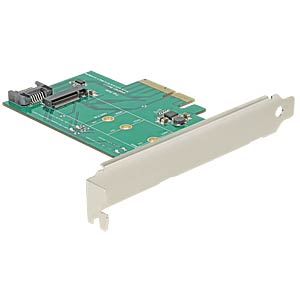Konverter PCIe x4 > 1 x M.2 NGFF DELOCK 89381