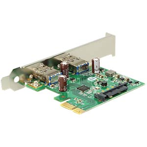 Delock PCI Express Karte > 4 x USB 3.0 DELOCK 89391