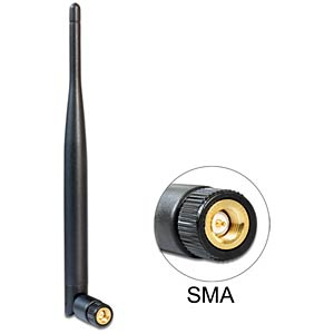 WLAN Antenne, SMA Stecker DELOCK 89438