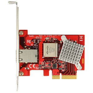 PCI Express Card > 1 x 10 Gigabit LAN RJ45 DELOCK 89456