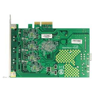 PCIe x4 IOI > Gigabit LAN 4 x RJ45 PoE+ DELOCK 89559