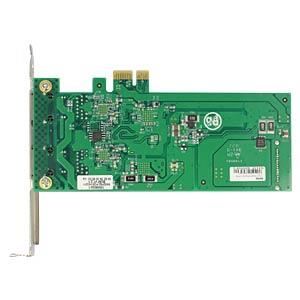 Netzwerkkarte, PCI Express, Gigabit Ethernet, 2x RJ45 DELOCK 89560