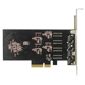 Netzwerkkarte, PCI Express x4, Gigabit Ethernet, 4x RJ45 DELOCK 89567