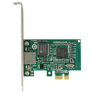 Netzwerkkarte, PCI Express, Gigabit Ethernet, 1x RJ45 DELOCK 89572