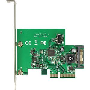 Delock PCIe x4 Karte USB-Controller USB 3.1 A Buchse intern DELOCK 89603