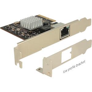 Netzwerkkarte, PCI Express, 10 Gigabit Ethernet, 1x RJ45 DELOCK 89654