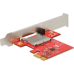 Delock PCI Express Karte > 1x extern SDXC Slot DELOCK 91743