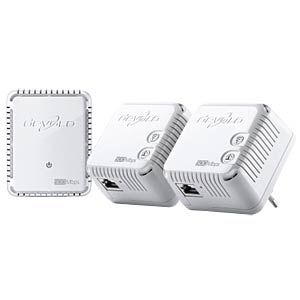 devolo dLAN 500 WiFi - network kit (3 adapters) DEVOLO 9090