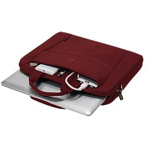 Notebooktas 13-14,1, rood DICOTA D31306