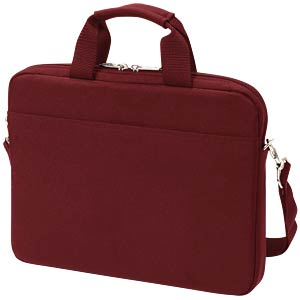 Notebooktas 15-15,6, rood DICOTA D31310