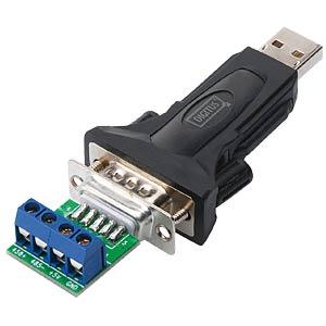 USB 2.0 Konverter, A Stecker auf RS-485 DIGITUS DA-70157