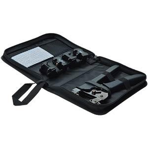 Crimping tool set for keystone modules DIGITUS DN-94020
