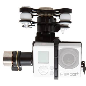 Zenmuse H3-3D for dji Phantom 2 for GoPro 3 DJI 10649