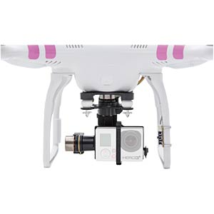 Zenmuse H3-3D für dji Phantom 2 für GoPro 3 DJI 10649