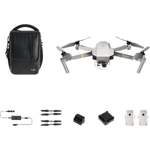 Quadrocopter, Mavic Pro Platinum Fly More Combo DJI CP.PT.00000065.01