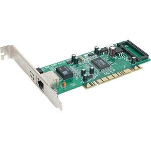 Netzwerkkarte, PCI, Gigabit Ethernet, 1x RJ45 D-LINK DGE-528T