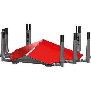 WLAN Router 2.4/5 GHz 5300 MBit/s D-LINK DIR-895L