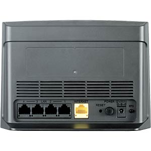 Wireless AC750 Dual-Band Cloud Router D-LINK DIR-810L/E