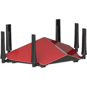 AC3200 Tri-Band Gigabit WLAN Router D-LINK DIR-890L