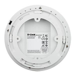 WLAN Access Point 2.4/5 GHz 1200 MBit/s D-LINK DWL-6610AP