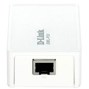 Power Over Ethernet Adapter D-LINK DWL-P50