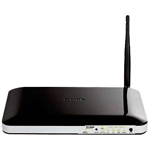 Wireless-N, 3G-7.2 Mbit-Router/ SIM-Card Slot D-LINK DWR-512