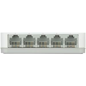 Switch, 5-Port, Fast Ethernet D-LINK GO-SW-5E/E